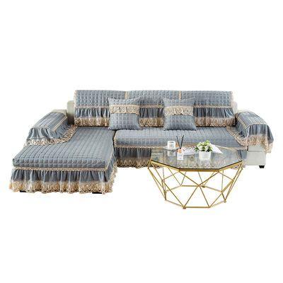 屁股垫椅子套沙发罩全包窗帘布料家用靠背三件加厚抱枕床凉席夏季