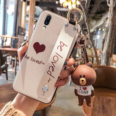 vivox23幻彩版手机壳x21s保护套vivox21ia磨砂网红x21ud全包x21a