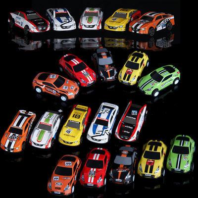 多只装精致迷你合金小汽车回力小车儿童玩具车模型玩具车迷你车
