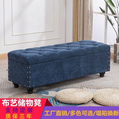欧式换鞋凳鞋柜服装店小沙发实木储物收纳简约现代凳长条凳子家用