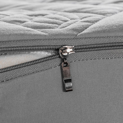 新款夹棉六面全包床笠防滑可拆卸四面拉链加厚床罩席梦思床垫罩子