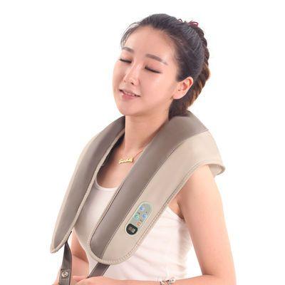 乐臣多功能捶打按摩器颈肩乐按摩披肩颈部肩部腰部捶背颈椎敲敲乐