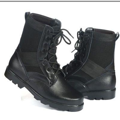 作战靴特种兵陆户外登山术训男女军靴勾轻沙漠鞋子马丁透气迷工装