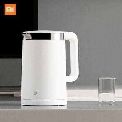 小米米家电水壶保温恒温热水壶不锈钢全自动