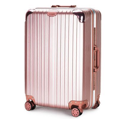 【限时特价】全配色铝框拉杆箱行李箱女密码箱男学生箱包登机箱子