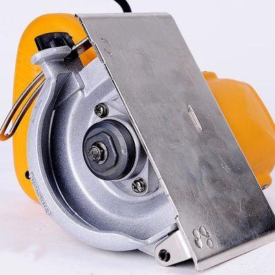 博深 6802石材切割机多功能家用电锯电动工具钢材瓷砖木材云石机