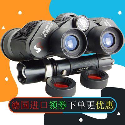德国棱镜夜视侦察兵望远镜高倍高清双筒微光夜视仪非红外望远镜
