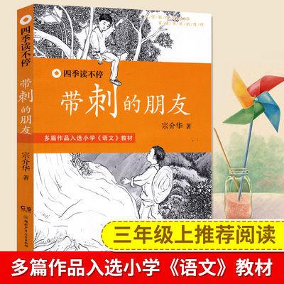 带刺的朋友 老师推荐三年级课外书语文新课标儿童文学读物故事书