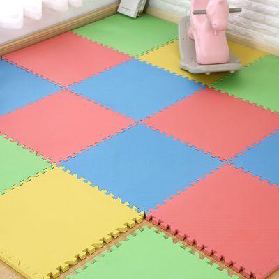 宿舍木纹地垫60仿木地板垫子 儿童拼图地垫卧室拼接泡沫寝饰地垫
