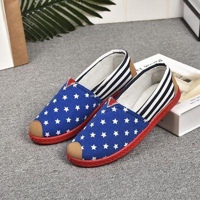 冬季老北京布鞋男鞋老人鞋加绒加厚保暖父亲鞋中老年软底爸爸棉