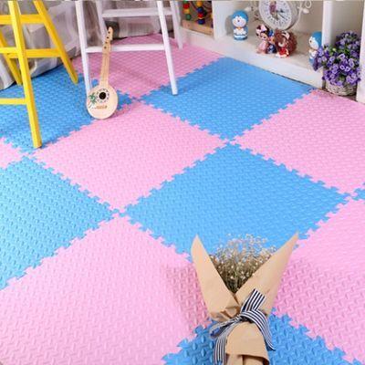 泡沫地垫家用卧室大号加厚拼图拼接儿童爬行垫铺地板垫榻榻米特
