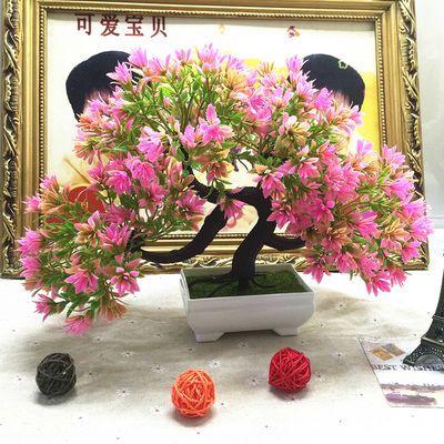 康乃馨塑料花假花仿真花摆件客厅摆设室内落地装饰花绢花花束插