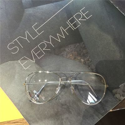大框防辐射眼镜男士护目平镜手机电脑镜电竞游戏平光镜防蓝光眼