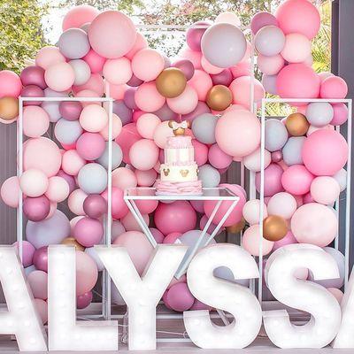 加厚儿童卡通笑脸彩色表情玩具气球彩色创意装饰结婚用品汽球批