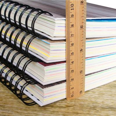 笔记本子加厚学生b5线圈本a5笔记本大号记事本手帐本简约可爱文具