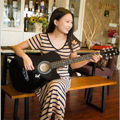 包教学38寸41寸吉他成人吉他初学者吉他学生新手入门吉他琴乐器
