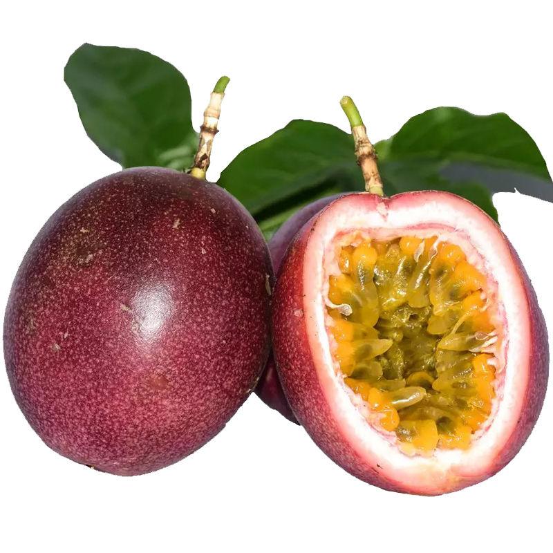 广西百香果5斤大果当季3斤2斤装精选水果新鲜现摘酸爽香甜鸡蛋果_1