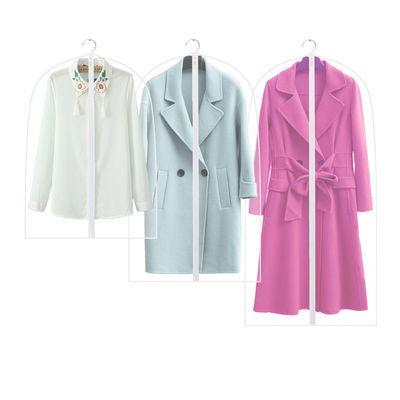 衣服防尘袋挂衣袋家用罩大衣的布袋子套衣物挂式透明遮衣罩防尘