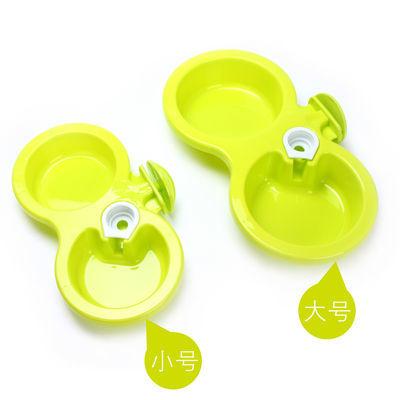 狗狗水壶挂式喝水食盆宠物狗碗喂水猫咪自动二合一喂食器饮水器