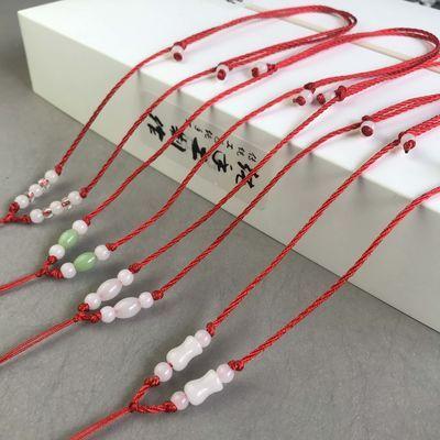 榕泰玉线1.5mm中国结线材编织手链串珠红线绳手工材料包邮【3月17日发完】