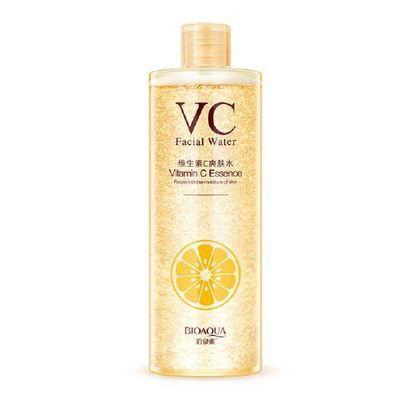 大瓶正品爽肤水女士维生素C保湿水vc补水滋润收缩毛孔控油柔肤水