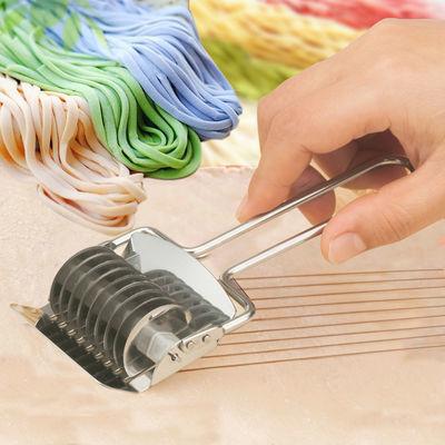 5口手动不锈钢压面机��濑粉莜面窝窝机榨汁机面条机打做面条器