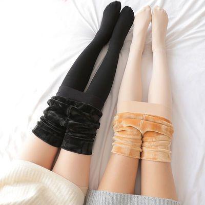光腿神器冬季打底裤冬季加绒打底裤女加厚丝袜丝袜冬季加绒连裤袜