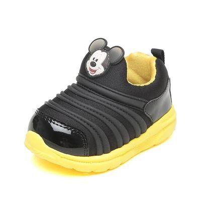 Disney/迪士尼童鞋宝宝运动鞋休闲鞋透气学生跑步鞋