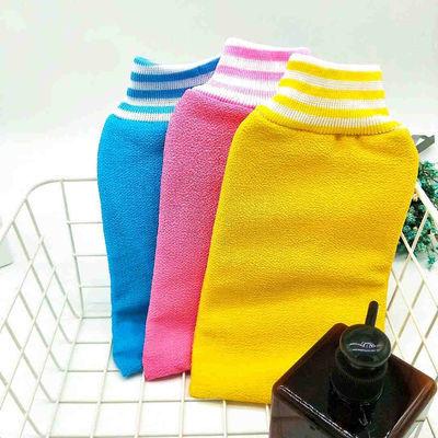 搓澡巾洗澡巾套装女士儿童专用拉背神器浴花