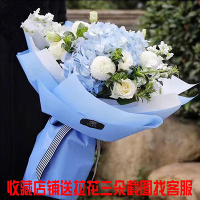 全透明多袋/单袋/扶郎花康乃馨包装袋鲜花包装纸花束包装袋