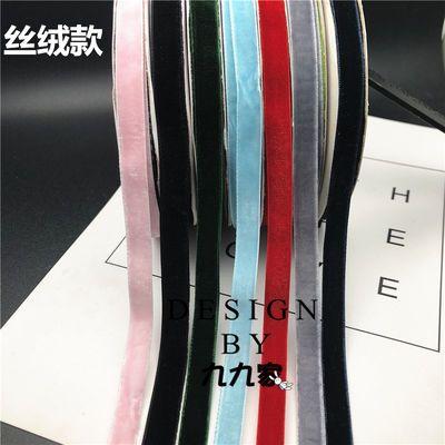 韩版自制diy手工制作材料包貂毛球羽毛珍珠耳环耳钉耳饰品配件