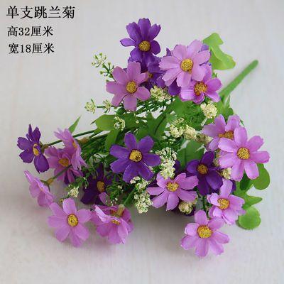 壁挂篮仿真玫瑰花美式绢花挂墙干花卉装饰品服装店假花向日葵套