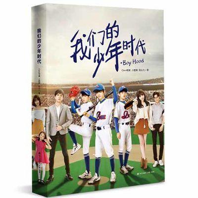 王源王俊凯我们的少年时代热血棒球TFBOYS青春小说易烊千玺文学书