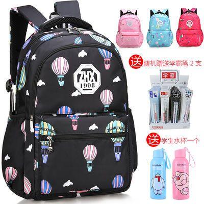 小学生书包女孩1-3-4-6年级韩版儿童书包公主女童大容量双肩背包
