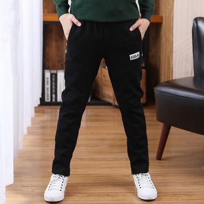男童秋装运动裤儿童裤子2020新款时尚中大童休闲春秋款修身长裤潮