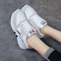 2019春季新款运动鞋女学生韩版百搭小白鞋平底休闲原宿网红鞋子