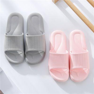 浴室内洗澡冲凉拖鞋女士夏天家居家用防滑软底情侣塑料男士托鞋冬