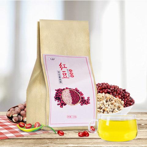 【买2发3再送杯】红豆薏米茶祛湿茶芡实组合脾胃养生茶360g\40包的细节图片0