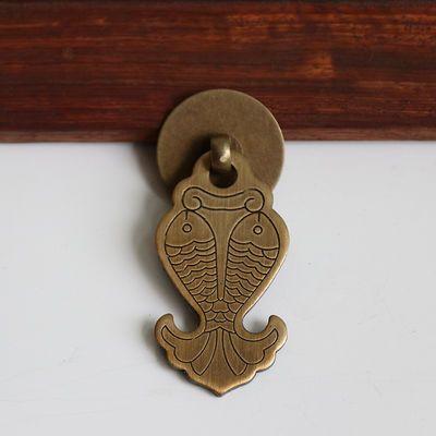 中式仿古明清家具古典柜门厨柜把手纯铜抽屉全铜把手全铜复古拉手