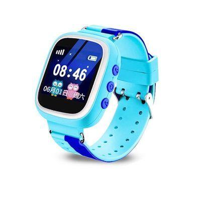 触屏儿童智能手表带手机中小学生男孩女孩监听电话定位多功能手环