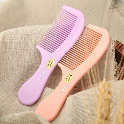 【折不断的梳子】可爱美发糖果色长发小梳子防静电顺发卷发梳子