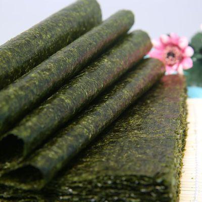 寿司海苔批发片10到50张多套餐可选紫菜包饭寿司原味即食海苔