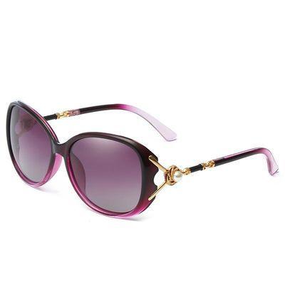 【亏本大甩卖】女士偏光防紫外线太阳镜遮阳墨镜时尚网红眼镜2020