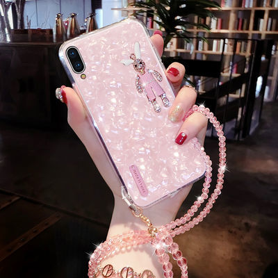 vivox23手机壳女硅胶软壳新款x23幻彩版手机套小蛮腰透明防摔情侣
