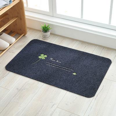 浴室卫生间进门吸水防滑加厚纤维绒面长毛巾地垫地毯擦脚垫卫生