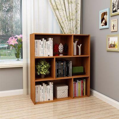 简约现代书架置物架桌上书架创意书架简易单个组合收纳架儿童书柜