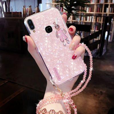 VIVOZ3i手机壳女网红玻璃防摔软Z1/Z1i手机壳保护套女韩版可爱潮i