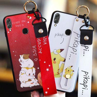 华为畅享9PLUS手机壳畅享MAX保护套JKM一AL00软硅胶ARS-TL00女潮