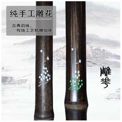 民族乐器箫洞箫六孔萧八孔箫G调F调箫笛子洞萧初级紫竹