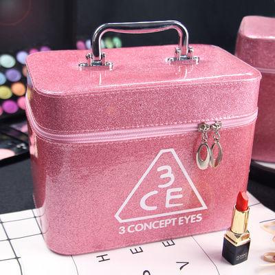 化妆包化妆箱大小号收纳包大容量化妆品包便携旅行迷你小方包